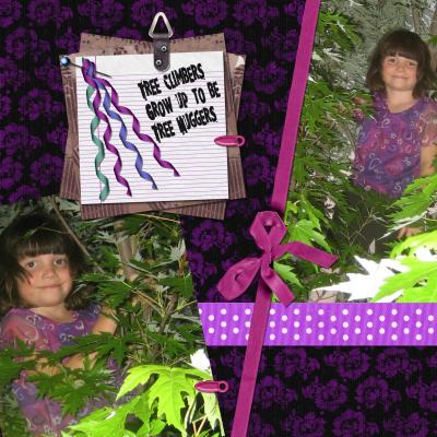 Tree Climbers - Grow up to be - TreeHuggers